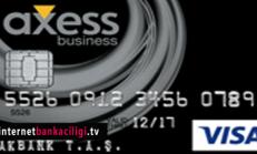 Akbank Axess Business Kredi Kartı