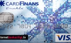 Finansbank CardFinans Emekli Kredi Kartı