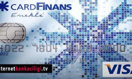 Photo of Finansbank CardFinans Emekli Kredi Kartı