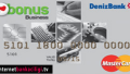 DenizBank Bonus Business MasterCard Kredi Kartı