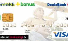 DenizBank Emekli Bonus Kredi Kartı
