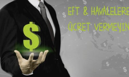 Photo of Havale ve EFT Ücreti Almayan Bankalar – 2018