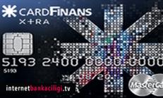 Finansbank CardFinans Xtra Kredi Kartı