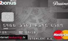 Garanti Bonus Business Kredi Kartı