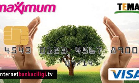 Photo of İş Bankası Maximum TEMA Kredi Kartı