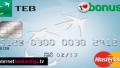 Türkiye Ekonomi Bankası TEB Bonus Kredi Kartı