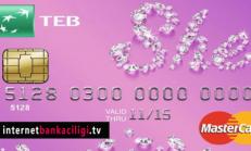 TEB She Card Kredi Kartı