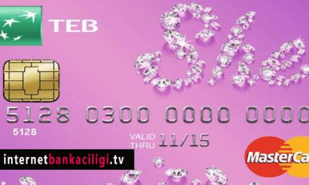 Photo of TEB She Card Kredi Kartı