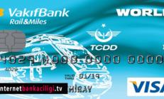Vakıfbank Rail&Miles Kredi Kartı