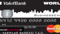 Vakıfbank World Business Kredi Kartı