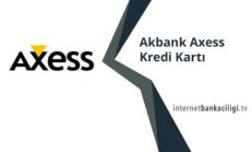 Axess Kredi Kartı Müşteri Hizmetleri ve Kredi Kartı Kapatma