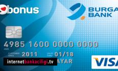 Burgan Bank Burgan Bonus Kredi Kartı