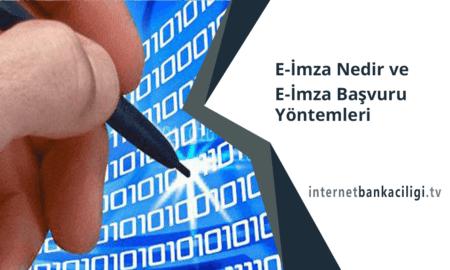 Photo of E-İmza Nedir ve E-İmza Başvuru Yöntemleri