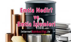 Emtia Nedir? ve Forex Piyasasında Emtia İşlemleri