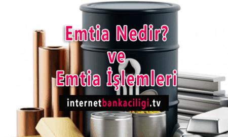 Photo of Emtia Nedir? ve Forex Piyasasında Emtia İşlemleri