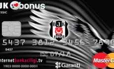Garanti Bankası BJK Bonus Kredi Kartı