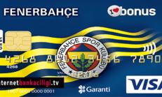 Garanti Bankası Fenerbahçe Bonus Kredi Kartı