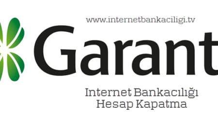 Photo of Garanti İnternet Bankacılığı Hesap Kapatma