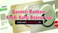 Garanti Bankası Kredi Kartı Başvurusu