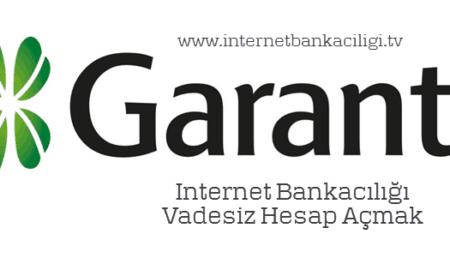 Photo of Garanti İnternet Bankacılığı Vadesiz Hesap Açma
