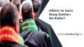 Hâkim ve Savcı Maaş Zamları Ne Kadar? 2017