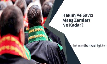 Photo of Hâkim ve Savcı Maaş Zamları Ne Kadar? 2017