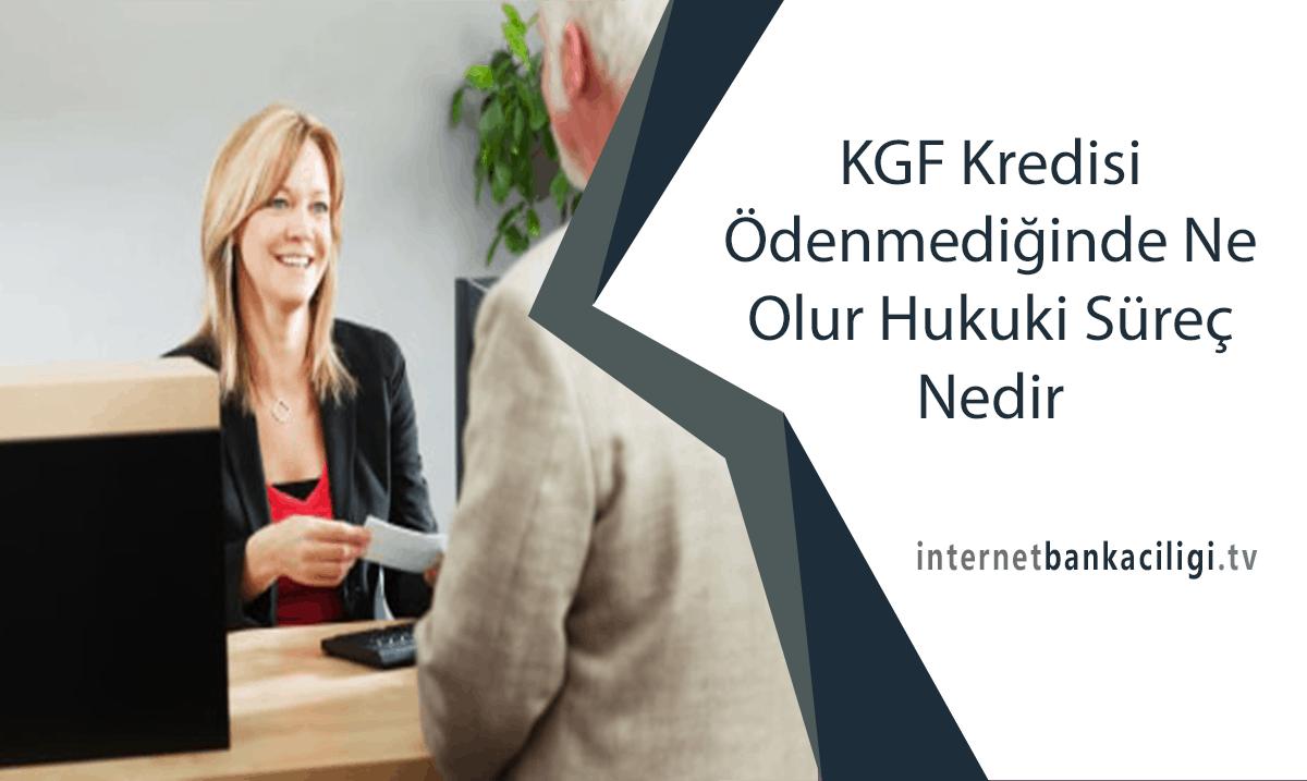 Photo of KGF Kredisi Ödenmediğinde Ne Olur Hukuki Süreç Nedir