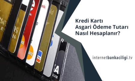 Photo of Kredi Kartı Asgari Ödeme Tutarı Hesaplama