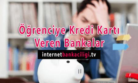 Photo of Öğrenci Kredi Kartı Veren Bankalar