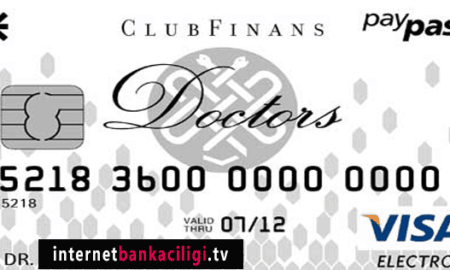 Photo of QNB Finansbank ClubFinans Doctors Kredi Kartı