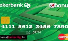 ŞekerBank Şeker Bonus Kredi Kartı