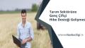 Tarım Sektörüne Genç Çiftçi Hibe Desteği Gelişmesi