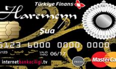 Türkiye Finans Haremeyn Şua Kredi Kartı