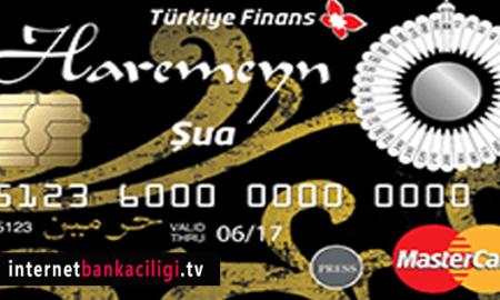 Photo of Türkiye Finans Haremeyn Şua Kredi Kartı