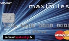 Türkiye İş Bankası Maximiles Kredi Kartı