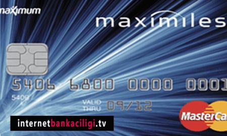 Photo of Türkiye İş Bankası Maximiles Kredi Kartı