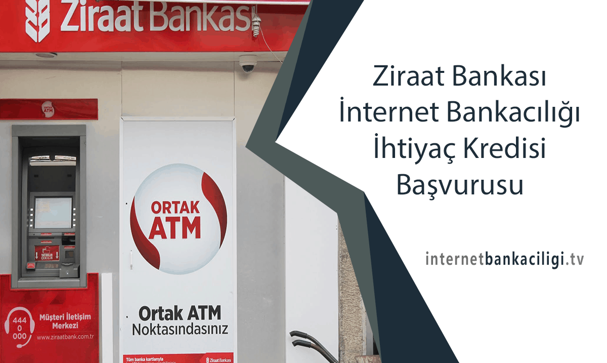 Photo of Ziraat Bankası İnternet Bankacılığı İhtiyaç Kredisi Başvurusu