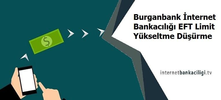 Photo of Burganbank İnternet Bankacılığı EFT Limit Yükseltme Düşürme