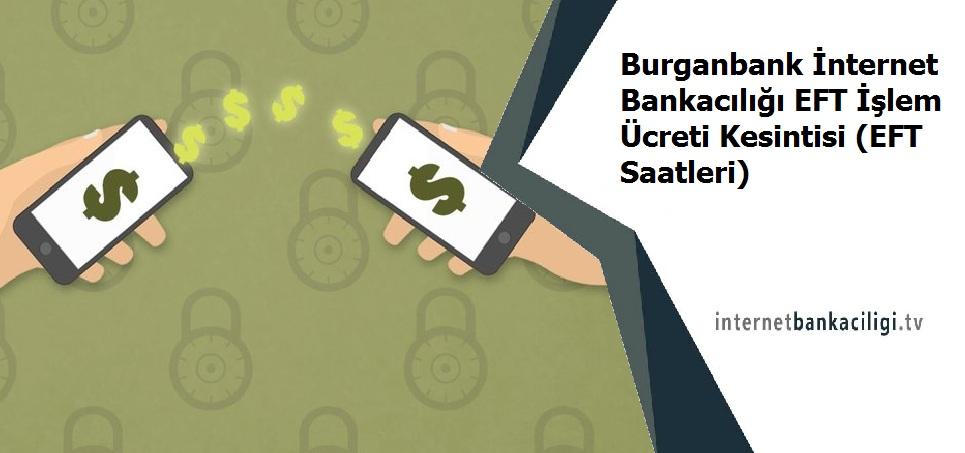 Photo of Burganbank İnternet Bankacılığı EFT İşlem Ücreti Kesintisi (EFT Saatleri)