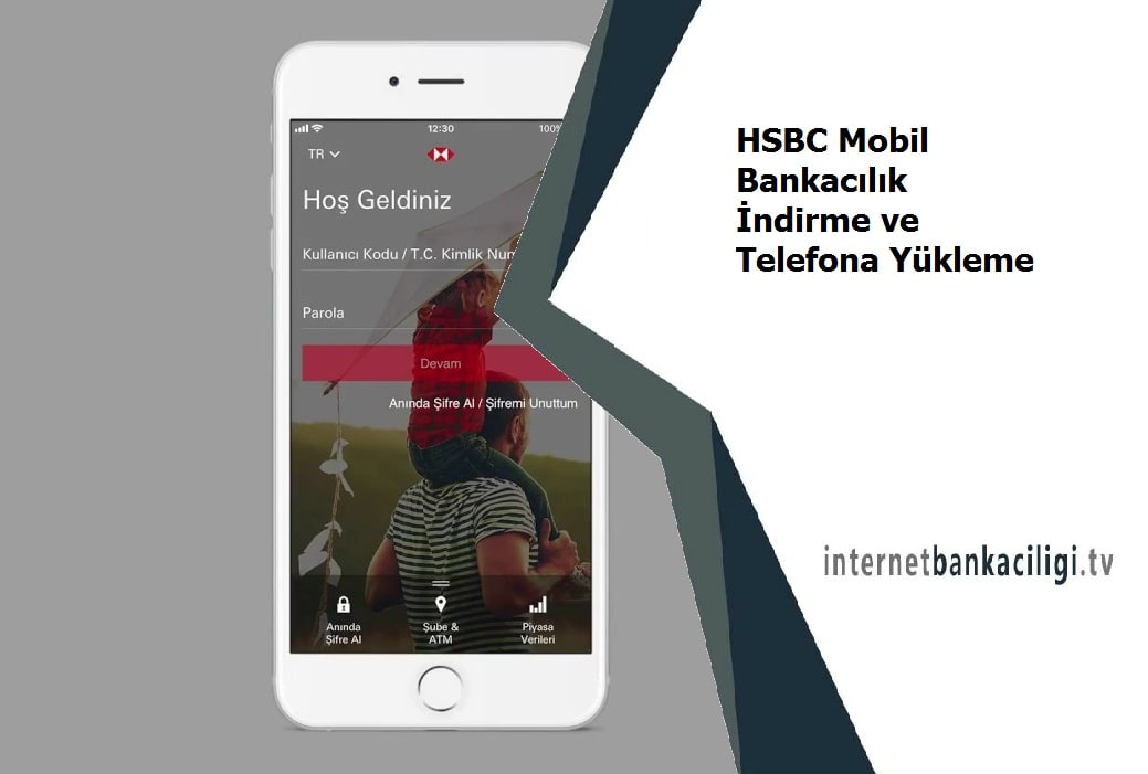 Photo of HSBC Mobil Bankacılık İndirme ve Telefona Yükleme