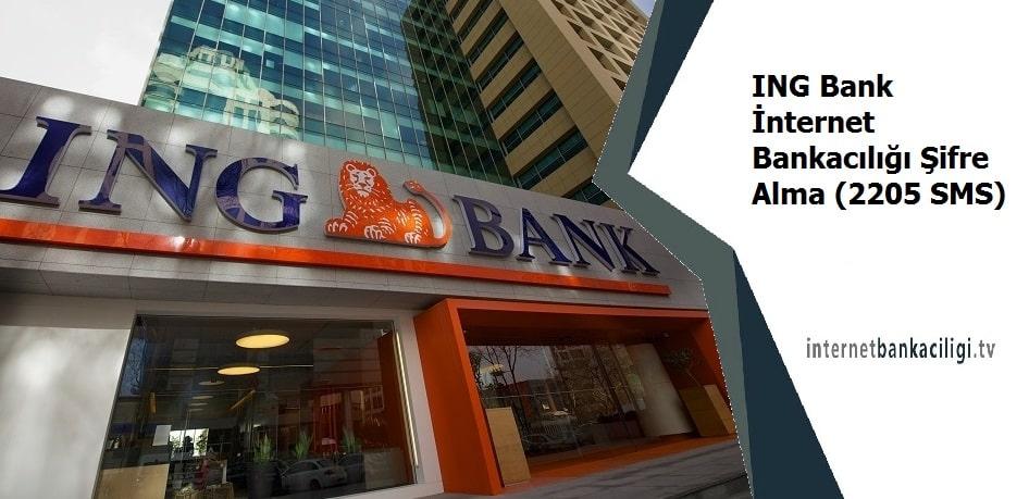 Photo of ING Bank İnternet Bankacılığı Şifre Alma (2205 SMS)